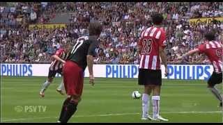 PSV - Ajax (16 augustus 2009): 4-3