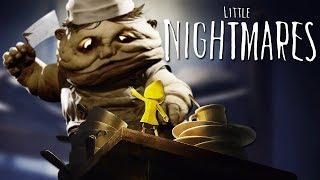 ОНИ ИЩУТ МЕНЯ!! - Little Nightmares #1