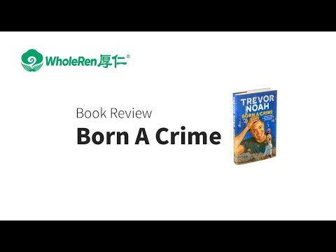 Born A Crime:  Book Review