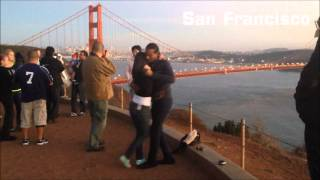 Nha Primeiro Amor - Johnny Ramos - Eddyvents and Tina in San Francisco