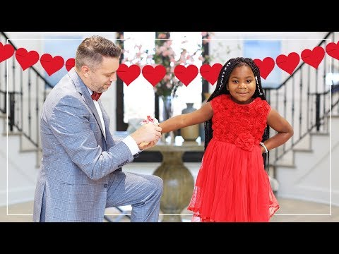 DADDY DAUGHTER DANCE with Shaun & Paisley | Behind the Braids Ep.58