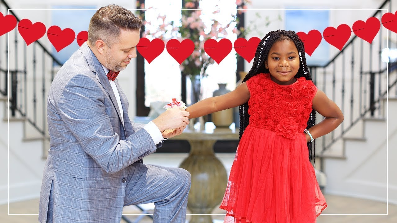 DADDY DAUGHTER DANCE with Shaun & Paisley | Behind the Braids Ep 58