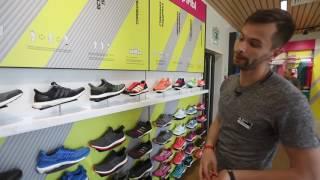 видео Легкая мужская обувь – особенности выбора
