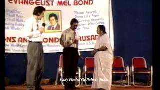 Lady Healed Of Pain In India Miracle - Mel Bond