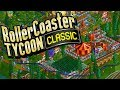 "NEW Roller Coaster Tycoon Classic! - ""MY RIDE BLEW UP!"""