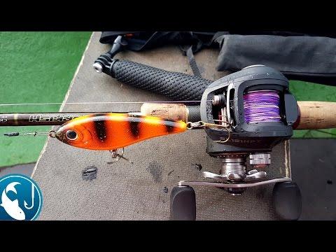 Первая щука на джерк | Рыбалка с Родионом