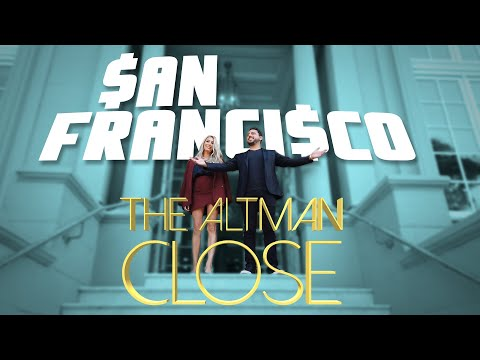 $68 MILLION IN SAN FRANCISCO! | JOSH ALTMAN | THE ALTMAN CLOSE | EPISODE #25