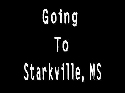 Trip to Starkville, MS
