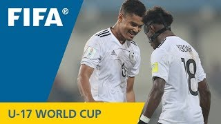 Video Match 5: Germany v Costa Rica – FIFA U-17 World Cup India 2017 download MP3, 3GP, MP4, WEBM, AVI, FLV Oktober 2017