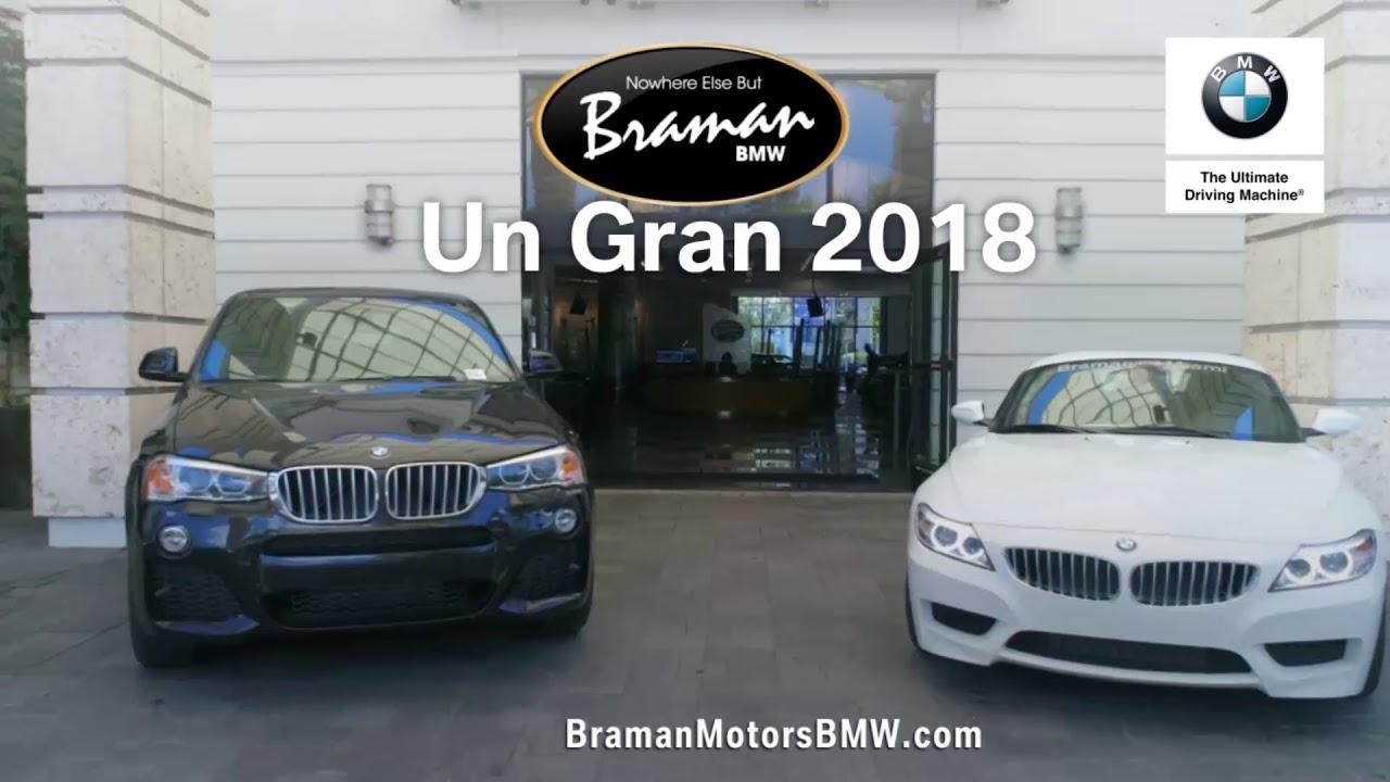 Braman BMW Miami >> Braman Bmw Destination Miami Sales Event