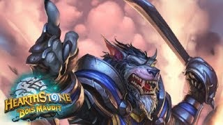 [#2] Hearthstone Chasse aux monstres LE CANONNIER !