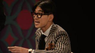 「キシリッシュWEB限定動画」 ニュースキャスター役で登場する松田翔太...