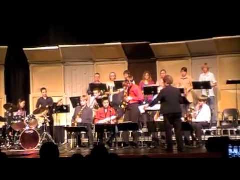 Vinton Middle School Jazz - Evil Ways