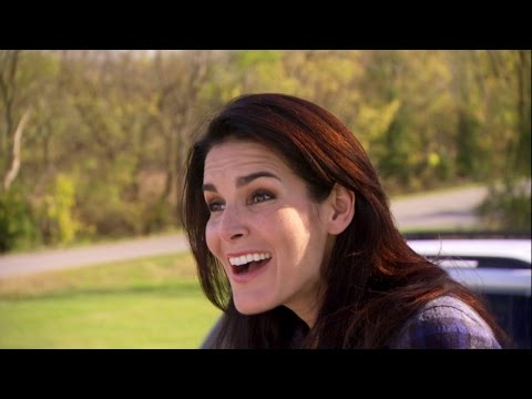 Angie Harmon's RiskTaking Relative  Who Do You Think You Are?
