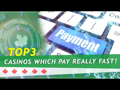 Online casino with fastest payout real money jackpot