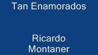 TAN ENAMORADOS  --  RICARDO MONTANER  -- MUSICA