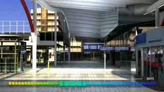 Verbouwing Utrecht Centraal