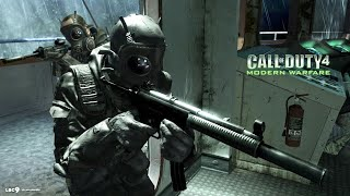 Call Of Duty 4 Modern Warfare, Credits Mode, Gameplay, #MSGAMINGS