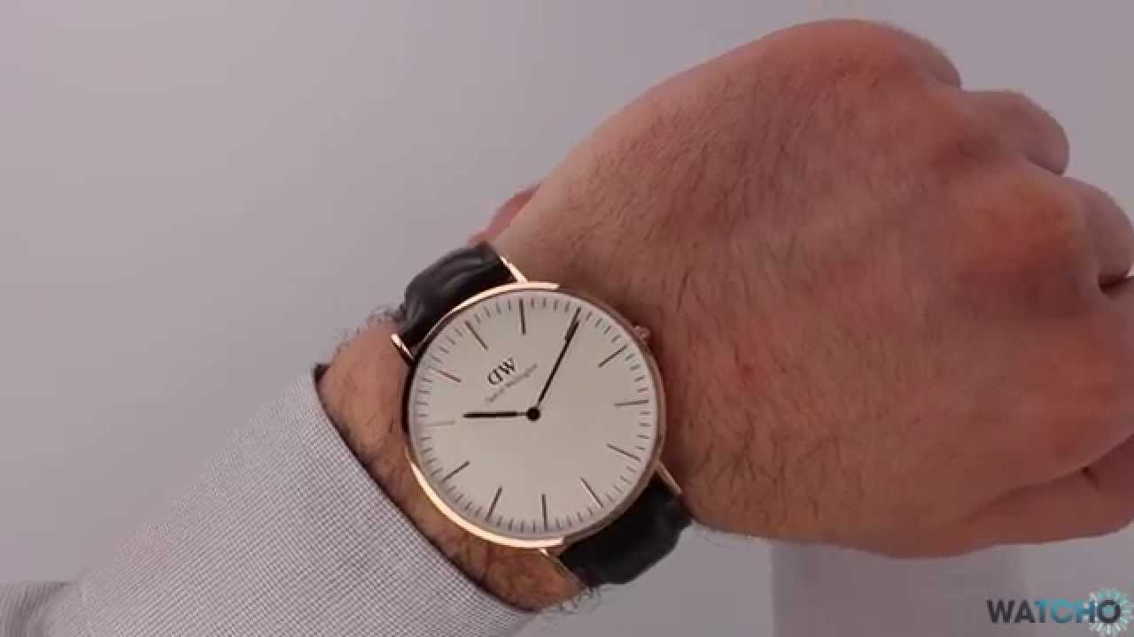 daniel wellington men s york rose watch 0111dw hands on review daniel wellington men s york rose watch 0111dw hands on review