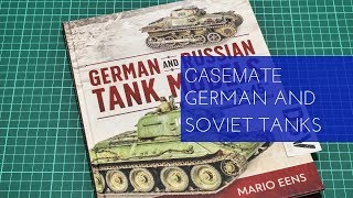 Casemate German and Russian Tank Models Review
