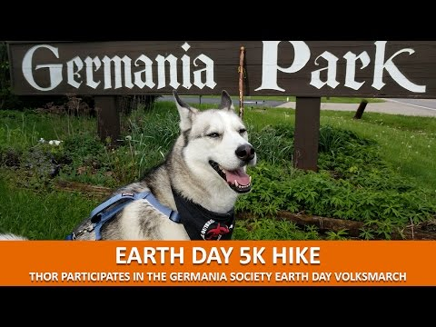 EARTH DAY 5K HIKE | 2017 Germania Society Volksmarch