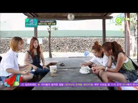 120829 QTV 4Minute Travel Maker - Episode 07 (720p)