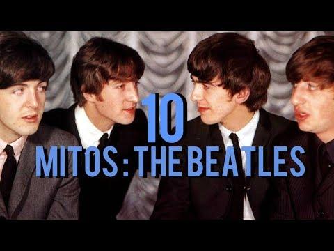 10 MITOS ABSURDOS DE THE BEATLES