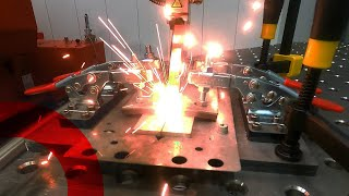 6mm VA Speed Welding