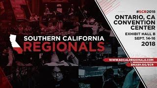 SoCal Regionals 2018: Dragon Ball FighterZ Top 8
