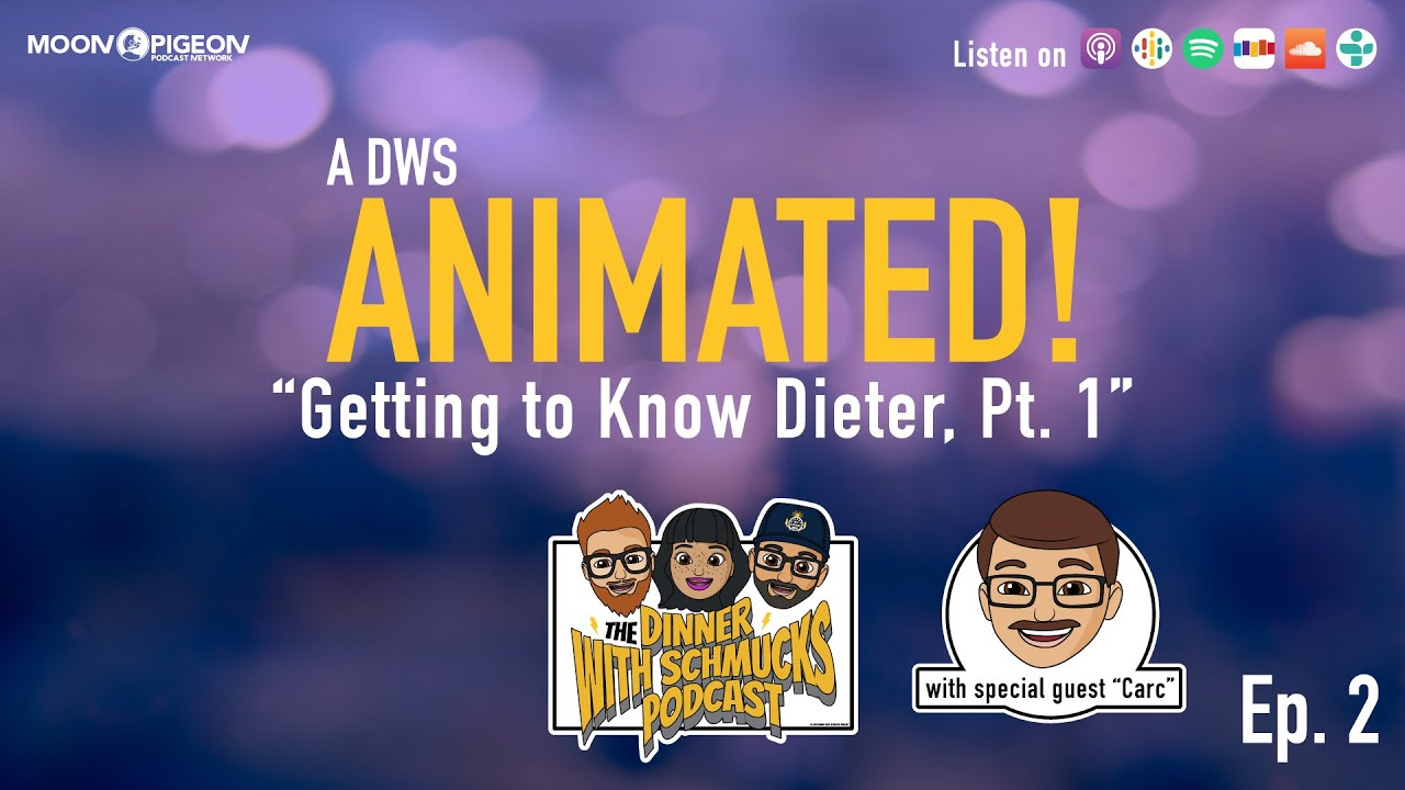 "DWS Animated! Episode 2 ""Getting to Know Dieter, Pt. 1"""