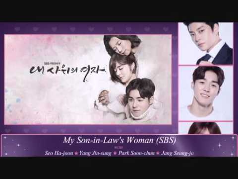 My Son-In-Law's Woman Korean Drama