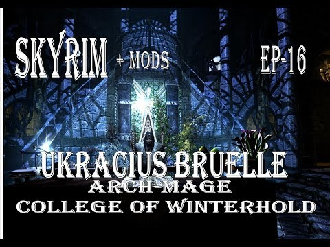 "Skyrim: Ep 16 ""The Invocation of Azura"" for Urag"