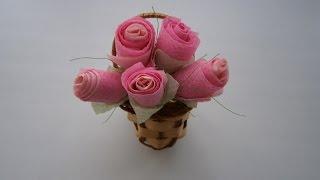 Make Tender Roses From Paper - Diy Crafts - Guidecentral