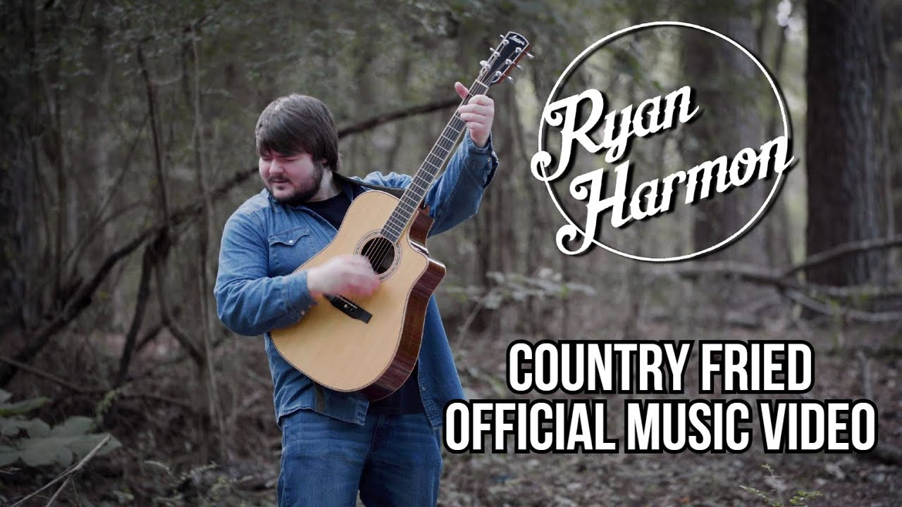 Ryan Harmon - Country Fried (Official Music Video - 4K)