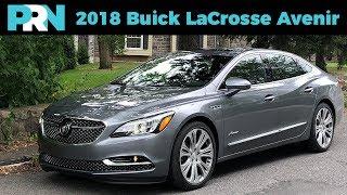 Still Your Grandpa's Buick? | 2018 Buick LaCrosse Avenir | TestDrive Spotlight