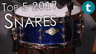 Top 5   Best-selling Snares   2017