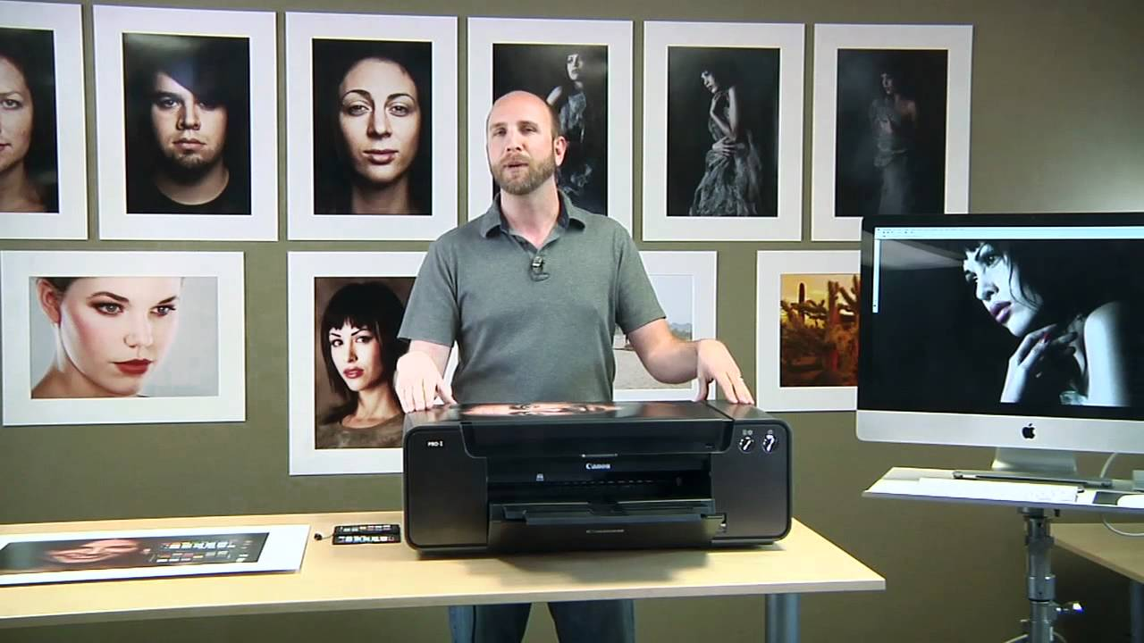 canon pixma pro 1 printer product reviews adorama photography tv