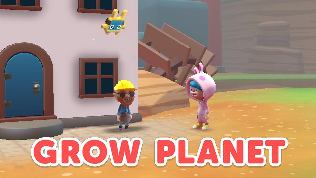 Grow Planet – Förnybar energi
