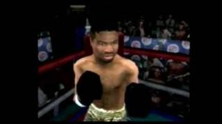 Knockout Kings 2001 PlayStation Gameplay