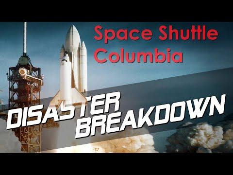 The Breakup of Space Shuttle Columbia - DISASTER BREAKDOWN