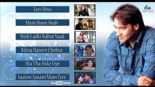 Ajay Devgan : Bollywood Romantic Songs || Video Jukebox