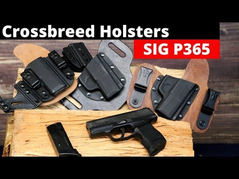 Crossbreed Holsters | MiniTuck | Reckoning | SlideSnap