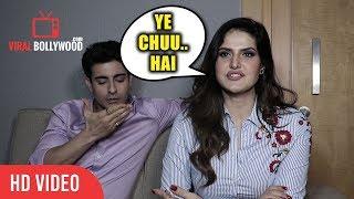 ye chuuhai zareen khan to gautam rode funny moment