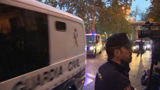 Oriol Junqueras Prisión por rebelión para Junqueras y otros ocho exconsellers