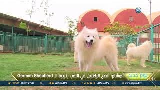 يوم جديد | ثاني أكبر مزرعة للكلاب بالوطن العربي في مصر