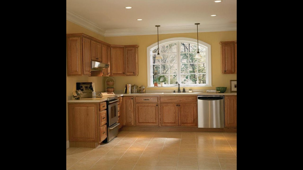 Ordinaire Home Depot Kitchen Cabinets   YouTube