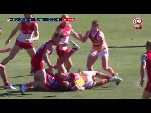Round 7 AFL - Sydney Swans v Brisbane Lions