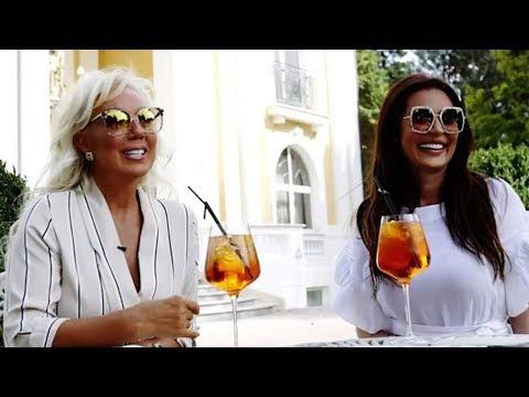 Lepa Brena i Ceca Raznatovic - Intervju za dnevni list Blic - (16.09.2017)