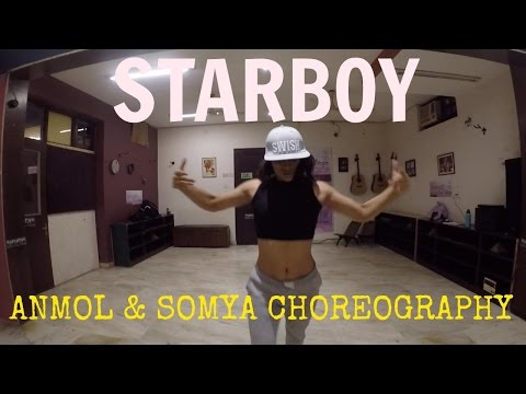 Starboy Dance Routine | The Weeknd ft....
