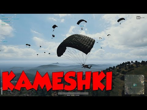 Surviving Kameshki - Battlegrounds